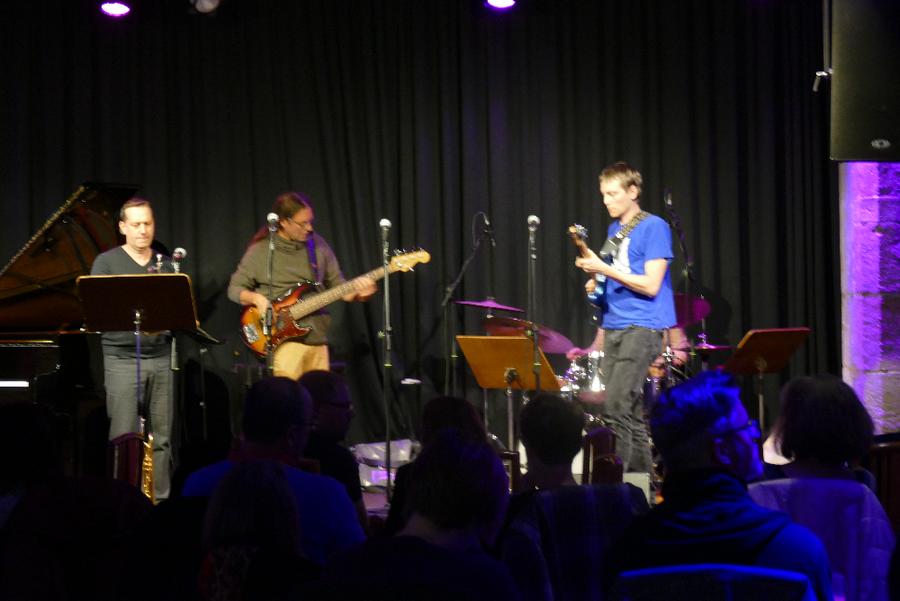 Jazzclub Regensburg Programm