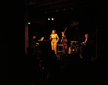Cathy Rocco feat. Jermaine Landsberger Trio