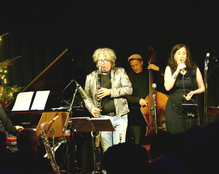 Rüdiger Eisenhauers Sleigh Ride Orchestra feat. special Guest Lisa Bassenge
