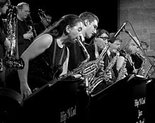 Hip 'N Cool Jazz Big Band Regensburg